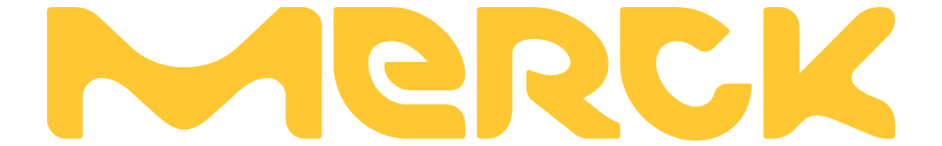 MERCK LOGO Yellow RGB
